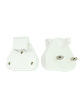 Adaptor Gigastone for PD-6570W Charger to UK Plug White