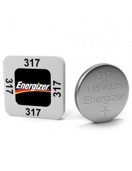 Buttoncell Energizer 317 SR516SW Pcs. 1