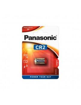 Batery Lithium Panasonic CR2 3V Pcs. 1