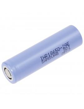 Rechargable Ιndustrial Τype Βattery Samsung 18650 INR18650-29E 2850mAh  Li-ion 3,65V 2850mAh 8,25A