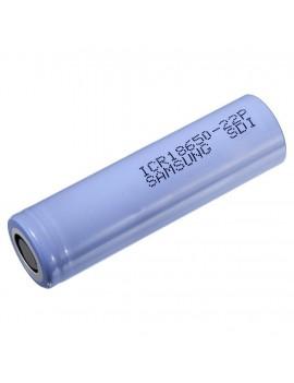 Rechargable Ιndustrial Τype Βattery Samsung ICR18650-22P 2150mAh 3,62V 10A