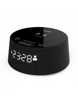 Philips Internet Radio TAPR702/12 Black with Bluetooth Qi 10W USB 5V,1A