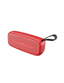 Wireless Speaker Hoco BS28 Torrent Red 2000mAh, 3W, MicroSD and AUX Input