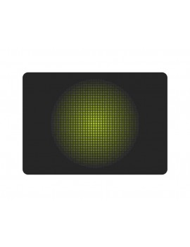 Gaming Mousepad iMICE Green Non-Slip 300x250mm Black