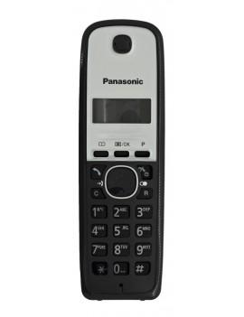 Housing Handset for Panasonic KX-TG1611 Black-Grey Bulk
