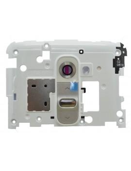 Camera Cover LG G2 D802 White Original ACQ86814002, ACQ86918602