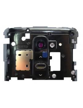 Camera Cover LG G2 D802 Black Original ACQ86814001