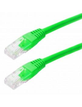 Patch Cable Jasper CAT5E UTP 3m Green