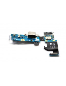 Flex Cable Samsung SM-G800F Galaxy S5 Mini with Charging Connector, Microphone Original GH96-07233A