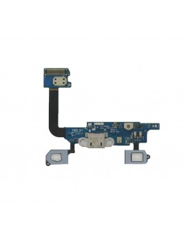 Flex Cable Samsung SM-G850F Galaxy Alpha with Charging Connector, Microphone, Touch Keys and Home Original GH96-07455A