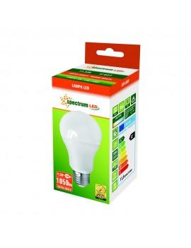 LED Lamp Spectrum E27 11.5W 1050 Lumen 230V 50Hz A+
