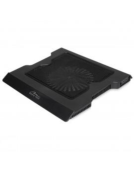 Laptop Cooler Media-Tech MT2656 Black for Laptop up to 15.6