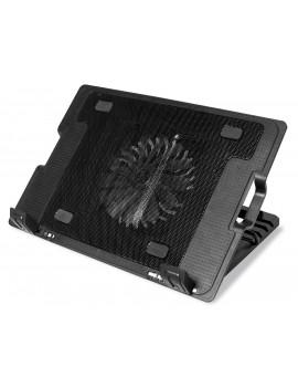 Laptop Cooler Media-Tech MT2658 Black for Laptop up to 15.6