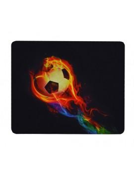 Mousepad iMICE Fireball Non-Slip 220x180mm Black