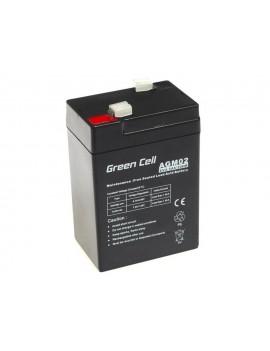 Battery for UPS Green Cell AGM02 AGM  (6V 4.5Ah) 0.74 kg 70mm x 47mm x 100mm