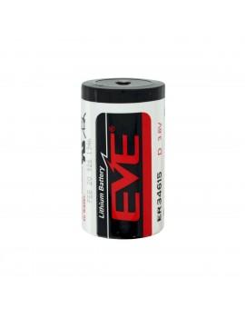Lithium Βattery Eve 33600 ER34615 Li-ion 19000mAh 3.6V D