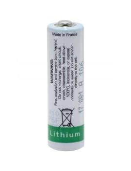 Lithium Βattery Saft LS 14500 Li-ion 2600mAh 3.6V AA