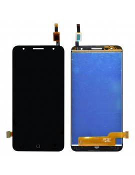 LCD & Digitizer Alcatel One Touch Pop 4 Plus OT-5056D Black without Tape, Frame