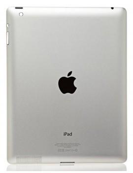 Back Cover Apple iPad 3 WiFi Silver Original Swap