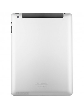 Back Cover Apple iPad 4 4G Silver Swap