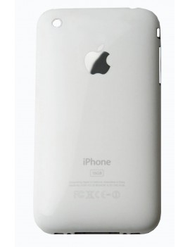 Back Cover Apple iPhone 3G White 16GB Swap