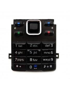 Keyboard Nokia 6300 Black OEM