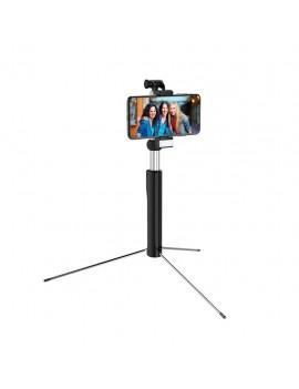 Selfie Stick Hoco K11 Wireless Extendible Black with Tripod 68cm