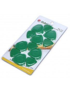 Plastic Opening Pick Set Bakku BK-212 12 Pieces
