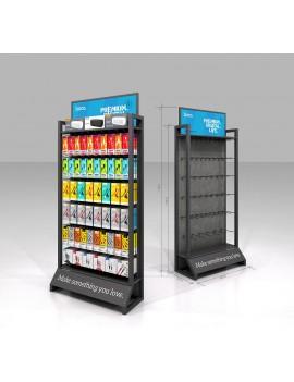 Floor Stand Hoco 1.0 Iron Gray (80x30x176 cm)