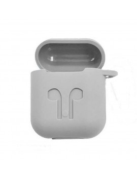 Case Ancus Liquid Silicone Rubber for Airpods Grey