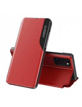 Book Case Ancus for Apple iPhone 12 / iPhone 12 Pro TPU Red
