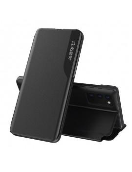 Book Case Ancus for Apple iPhone 12 / iPhone 12 Pro TPU Black