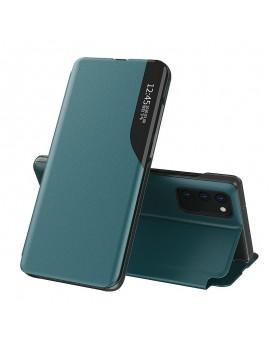 Book Case Ancus for Apple iPhone 12 Mini TPU Green