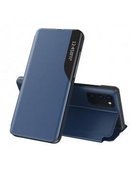 Book Case Ancus for Apple iPhone 12 Pro Max TPU Blue