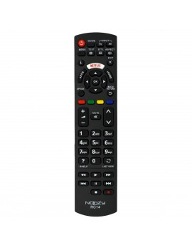 Remote Control Noozy RC14 for Panasonic TV Ready to Use Without Set Up