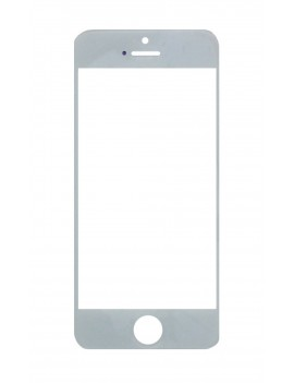 Glass for Digitizer Apple iPhone 5S White OEM