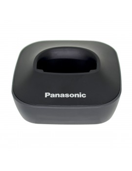 Charging Cradle for Dect Panasonic KX-TG1611 Black-SilverBulk
