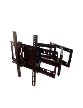 TV Wall Mount Noozy G1402 for 26' - 55' Flat Screen with tilted angle and swivel. Maximum weight capacity 50kg