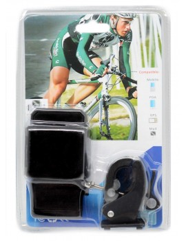 Bicycle Mount Ancus with Metallic Mount for Smartphone to 5.5' Inches