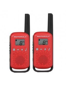 Walkie Talkie Motorola Go Live PMR T42 Red. Coverage 4 km