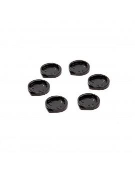 Lightform Adhesive Bases 3 pairs Black EU