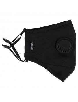 PureMe Reusable / Adjustable Mask Cotton 2 pcs N95 filters inside the package Black
